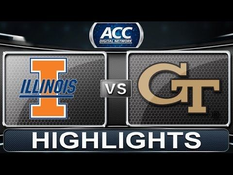 Illinois vs Georgia Tech | 2013 ACC Basketball Highlights - YouTube. My Alma Mater, of course you'll see a few of their vids here. Two unranked, fairly low-scoring teams that could still make a splash in the tournament. The Illini could win with Ray Rice's help, and better zone defense late in games.