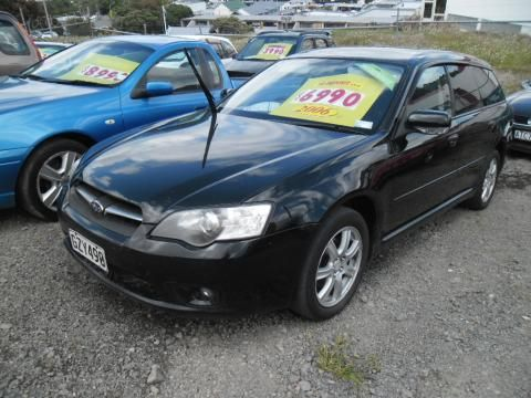 2006 Subaru Legacy $6,990  2.0 L , Automatic Tiptronic, Finance Available http://goo.gl/dXsaaK #UsedCarsNorthShore #CarDealerNorthShore