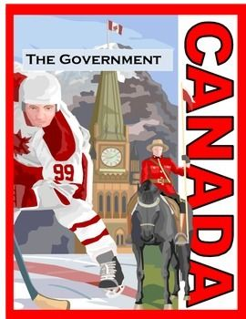 Canadian based studies written by Canadian teachers! Students learn about Canadian Government and its operation in this simple to understand, comprehensive unit. Follow-up activities included for each story projects, make this a unique and desired resource.
