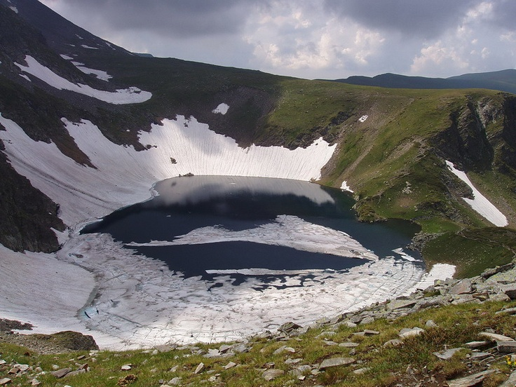 The Eye, one of The Seven Rila Lakes