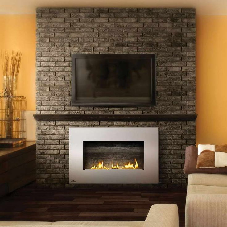 17 best ideas about ventless propane fireplace on for Contemporary ventless gas fireplaces
