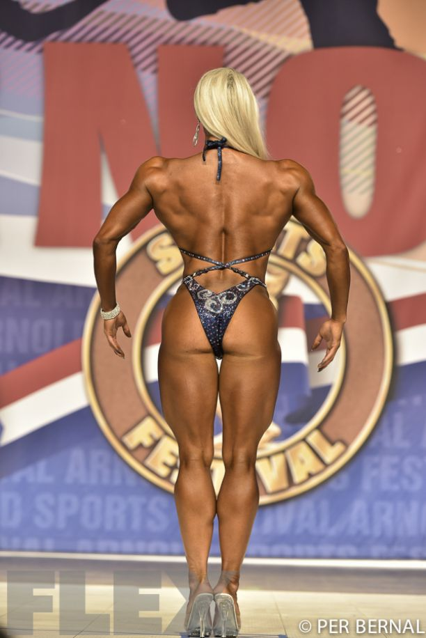 Missy Farrell (confirmed) - 2017 Arnold Classic Sports Festival