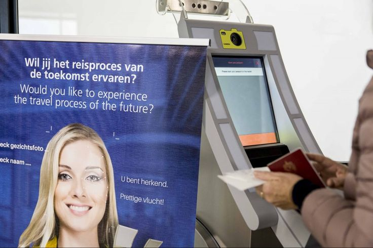 Business Travelers Weigh Ease of Biometrics Against Privacy Concerns  The use of biometric information for security is on the rise but some warn that travelers should be cautious about how their data is used. Pictured here is facial recognition technology used by KLM as part of a test program at Schiphol Airport. KLM  Skift Take: Business travelers are embracing the increasing use of facial-recognition software and fingerprint reading at airports to speed lines but privacy advocates raise concerns about the security of information and its potential use.   Hannah Sampson  At five airports across the U.S. travelers departing on some international flights are being asked to stick their faces in front of a camera before boarding the plane. The machine takes a photo and compares it with a database of images of people who are supposed to be on the flight. If the software finds a match the person proceeds to board. If it doesnt the traveler gets additional screening from a security officer.  The facial-recognition programrun by U.S. Customs and Border Protection in its pilot stage but likely to expand next year aims to increase security and keep lines moving. Those are two important goals for harried business travelers.  Corporate travel groups generally have supported the pilot program while noting that it is in an early stage and that travelers personal information has to be tightly guarded. And the  U.S. governments pilot program is just one of an increasing number of efforts around the globe to use biometric information for security screening.  The truth is Id be willing to put a chip in my arm if I never had to wait in line said Craig Fichtelberg co-founder and president of Chicago-area travel management company AmTrav Corporate Travel. I definitely think business travelers will be the first adopters in the same way that they were for TSA PreCheck and similar programs.  For frequent flyers who are more concerned than Fichtelberg about sharing their personally identify