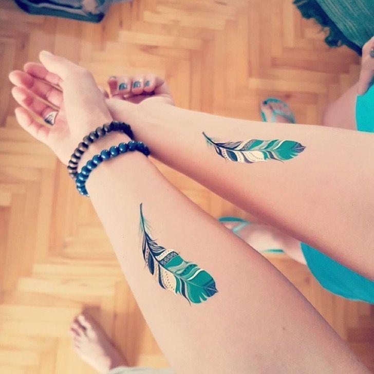 20 hermosos tatuajes perfectos para hacerte con tu mejor amiga