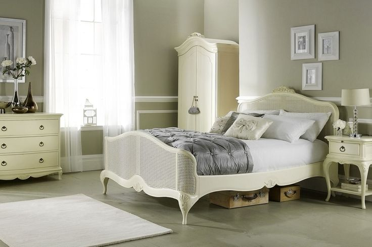 White Ivory Bedroom Furniture