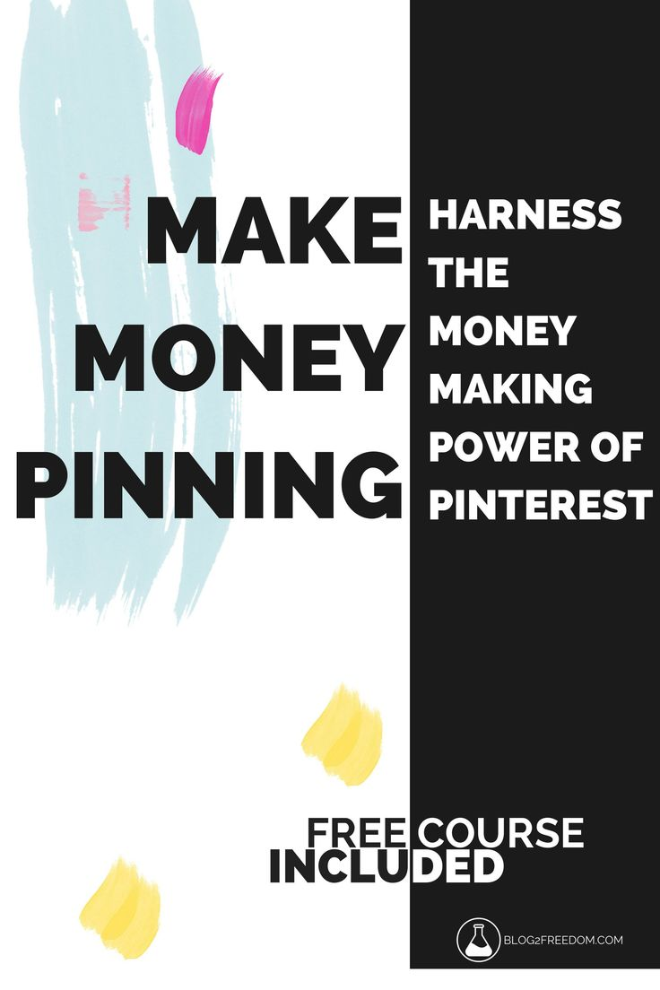 Earn Money From Home Make Money Pinning — Blog 2 Freedom. Earn money from your blog, fast cash You may have signed up to take paid surveys in the past and didn't make any money because you didn't know the correct way to get started!