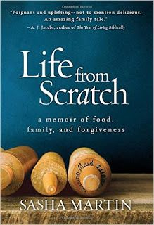 Life from Scratch, the Cook the Books Club Selection for April/May « Eliot's Eats