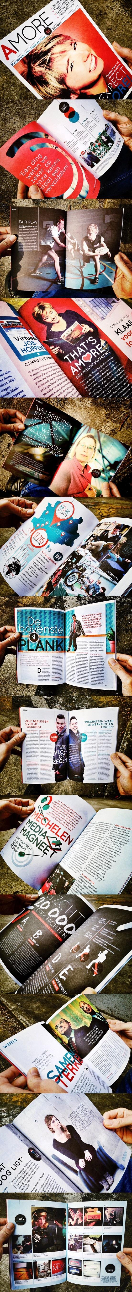 Amore Magazine, Thomas More  Stapel 2013