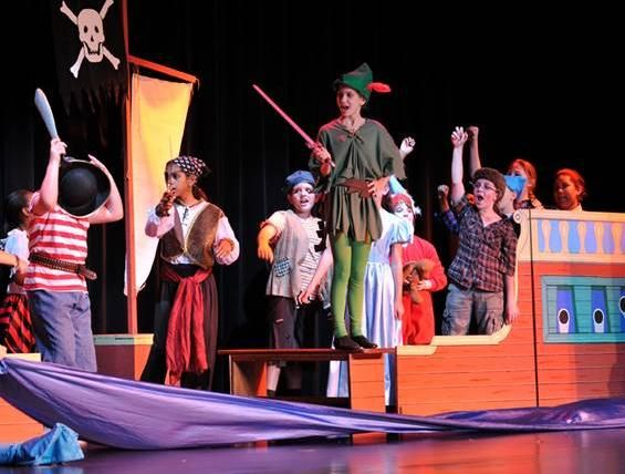 ArtReach's PETER PAN is the best script for a large cast ...