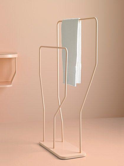 Bowl Freestanding Towel Rack by Inbani | Towel rails