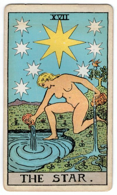 Tarot Card Meanings the Star