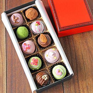 バレンタインの本命プレゼントに「トリュフチョコの作り方・人気レシピ&ラッピング」 | お菓子・パン材料・ラッピングの通販【cotta*コッタ】
