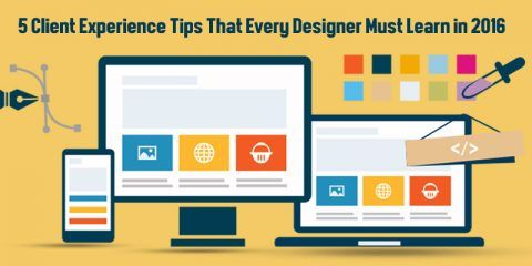 The web designers most of the times deal with clients from different backgrounds with convoluted guidelines and ideas. In such instances, the communication gap makes it challenging for the web designe