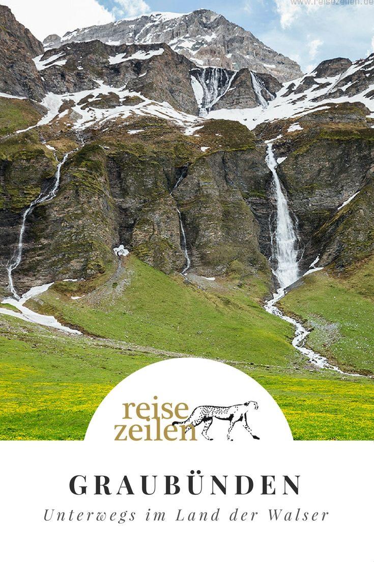 Urlaub in der Schweiz - Unterwegs im Land der Walser