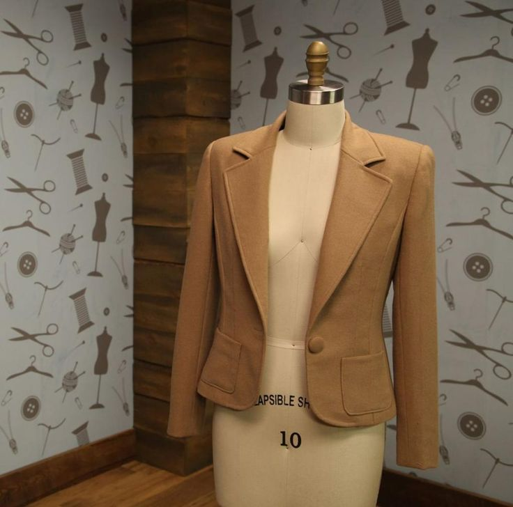 Polish Up Your Wardrobe With Top Tips for Sewing a Blazer02