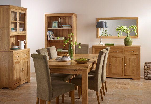 Oak Dining Room Set – How to Go Traditional Elegantly