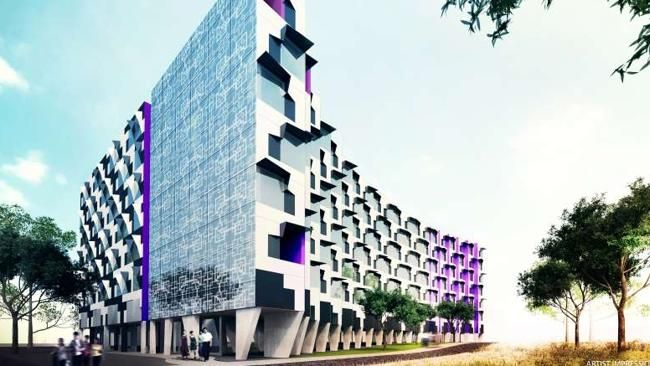BROOKFIELD MULTIPLEX APPOINTED TO MONASH UNI STUDENT ACCOMMODATION  There will be 1000 new apartments available in over four buildings on the Clayton campus in Melbourne's southeast. Will you be looking to rent one?