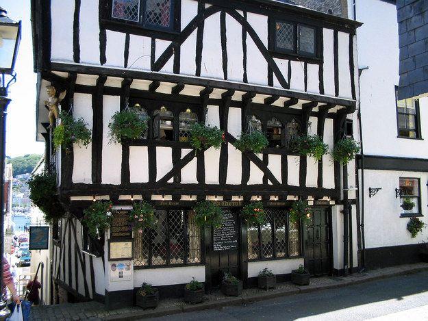 The Cherub Inn, Dartmouth