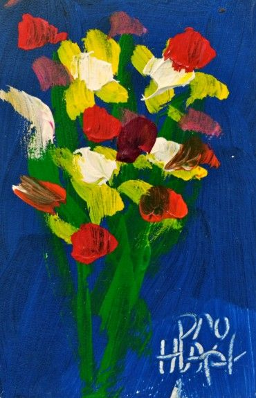 KAB Gallery | Flowers - Pro Hart