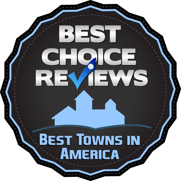 Best Choice Reviews Towns America Smallest