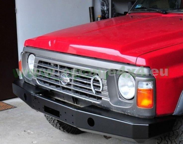 Front Bumper Bar Nissan Patrol Y60