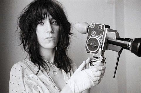patti smith early 70s
