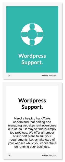 #Wordpress #Support