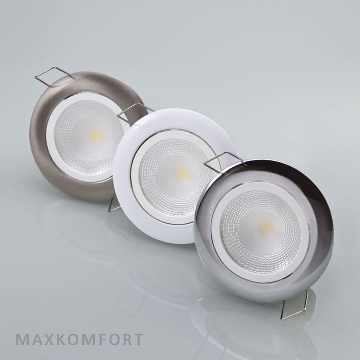 deckenspots led best details zu einbauspot w deckenspot spot alu druckgu lampe strahler with aufputz