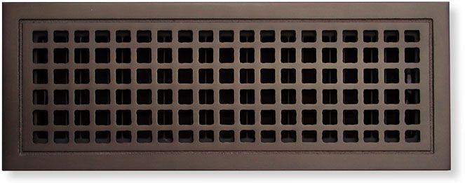 Cold Air Return Mission Style Pinterest Bronze