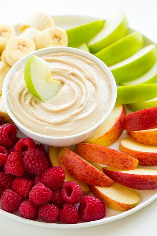 Peanut Butter Fruit Dip | Cooking Classy