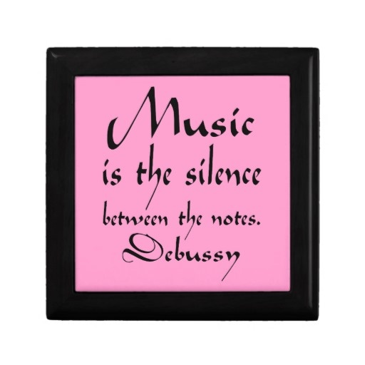 Music Quote Claude Debussy