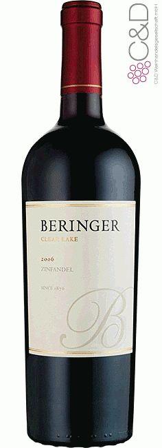 Folgen Sie diesem Link für mehr Details über den Wein: http://www.c-und-d.de/USA/Zinfandel-Clear-Lake-2012-Beringer-Vineyards_52280.html?utm_source=52280&utm_medium=Link&utm_campaign=Pinterest&actid=453&refid=43   #wine #redwine #wein #rotwein #usa #usa #52280
