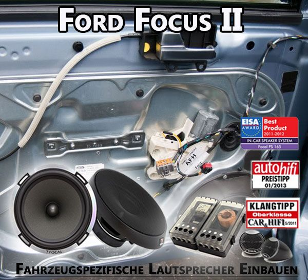 Ford Focus II Lautsprecher Einbauen. http://www.radio-adapter.eu/blog/lautsprecher-wechsel-ford-focus-ii/ Hier erfährst du wie Du die Lautsprecher in Ford Focus II einbauen kannst. https://www.pinterest.com/radioadaptereu/ Gratis Einbauanleitung