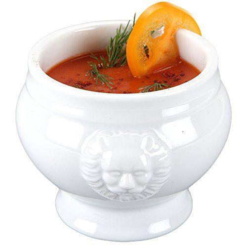 9 best Porcelain Lion Head Soup Bowls images on Pinterest ...