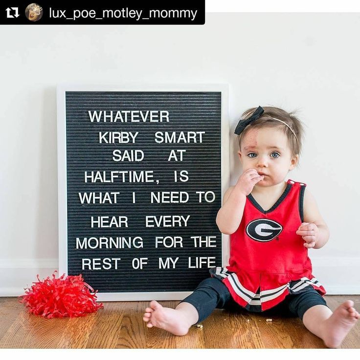 "3,714 Likes, 39 Comments - Georgia Football News (@ugafootballnews) on Instagram: ""#Repost @lux_poe_motley_mommy (@get_repost) ・・・ Seriously ..... AND living with a guy who went to…"""