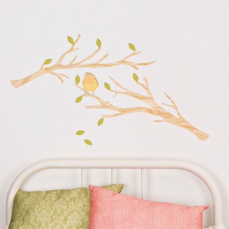 Small Branch Decals - Light