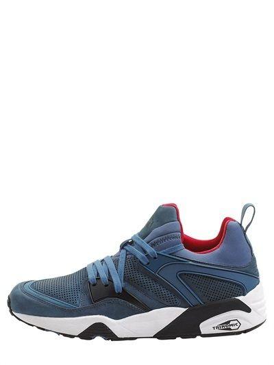 "Puma Select - Ledersneakers ""Trinomic Blaze Tech"""
