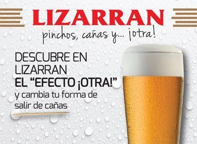 """Descubre el """"Efecto ¡Otra!"""" en Lizarran"""