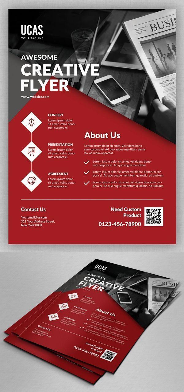 Flyer Templates Design – Nice Ideas
