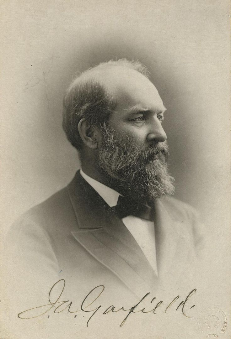 an introduction to the history of president james a garfield A biography of james a garfield: the preacher president by  the gentleman  from ohio: an introduction to garfield by bates, richard o.