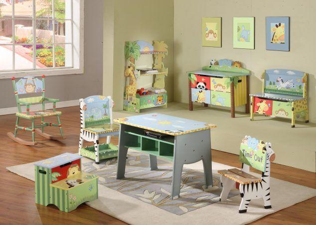 15. A gyerekek játszószoba Kiváló ötletek