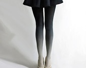 ombre tights - love: Coal Tights, So Cute, Sunsets, Ombré Tights, Ombre Tights, Cute Tights, Coal Fashion, Gradient Tights, Ombre Coal
