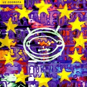U2's most underrated album #zooropa but not quite unforgettable fire