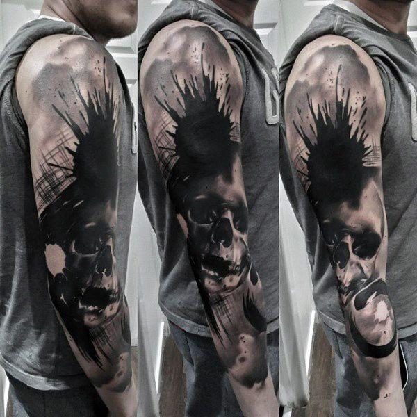 100 Badass Tattoos For Guys: Masculine Ink Design Ideas