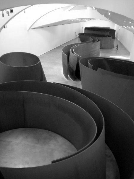 Richard Serra, The Matter of Time, Guggenheim Museum Bilbao 2005