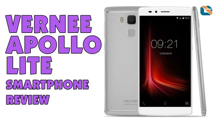 Vernee Apollo Lite Smartphone Review