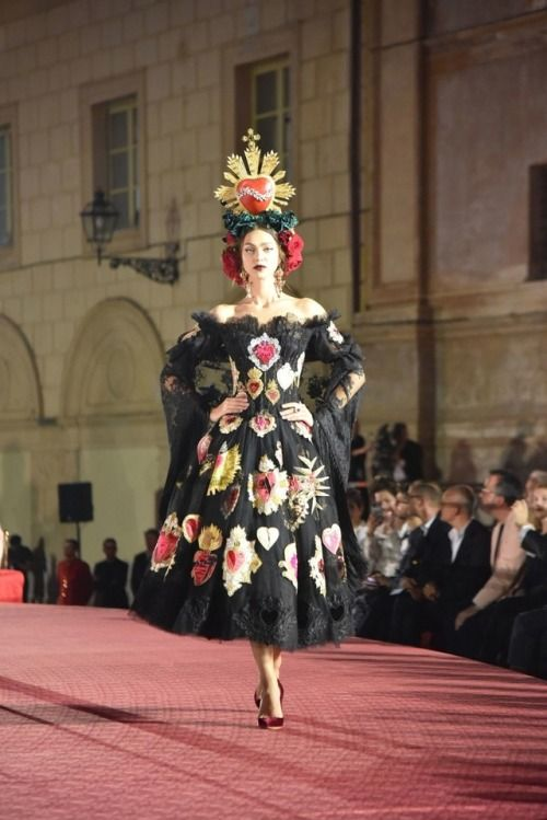 Dolce & Gabbana Alta Sartoria FW17