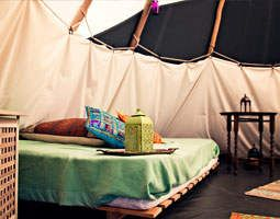 Teepees Glamping Yorkshire