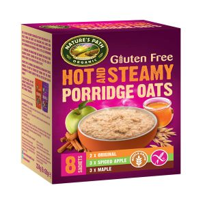 Nature S Path Organic Maple Nut Hot Oatmeal Oats Whole Foods