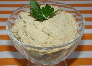 zadanie - gotowanie: Hummus.